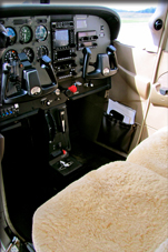 Learn to fly in our Cessna 172